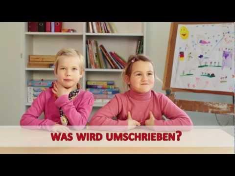 Kinder beschreiben einen Gegenstand - 7 - DIE BESTIMMER - Kinder haften für ihre Eltern - (Full HD)