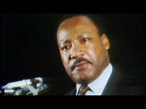 Mlk's Last Speech video