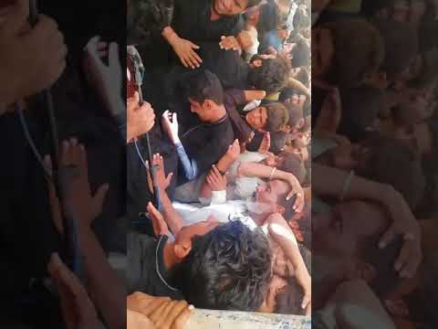 Zakir Syed Babar Ali Zaigham Majlis 10 Muharram 2019 487 Chuk Burywala
