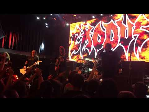 Exodus - Strike of the Beast (Live @ London Music Hall 2017)