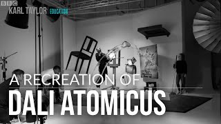 A Recreation of Philippe Halsman's 'Dali Atomicus'!  - by Karl Taylor