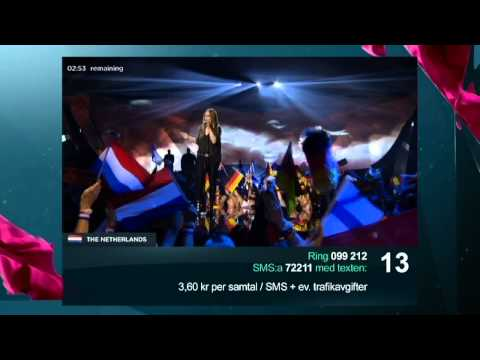 Eurovision Song Contest 2013 in Malmö, Sweden (Full Show) - GRAND FINAL klip izle