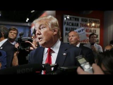 GOP seeks pledge to avert Trump third-party run