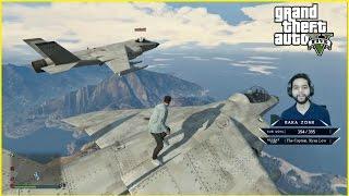 Best Stunt Ever In GTA 5 • GTA 5 Funny Moments