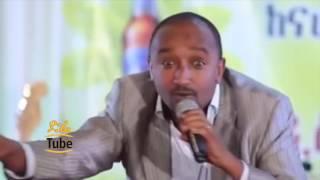 Nahoo TV: Comedian Filfilu - ማነው ያስነጠሰው?
