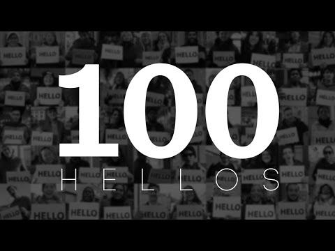 100 Hellos