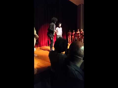 Les Twins Goodbye Cypher @ Suitland High School