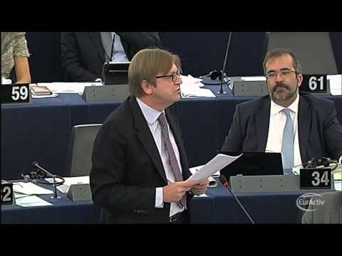 MEPs debate on EU budget