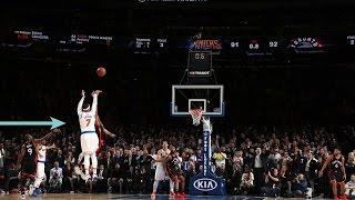 NBA Basketball fun at the New NIKE Store!!! LA Lakers Kobe Bryant Sneakers