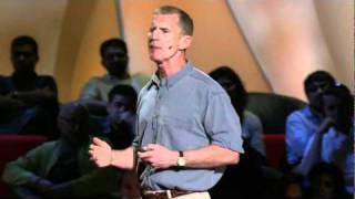 Stanley McChrystal: Listen, learn ... then lead