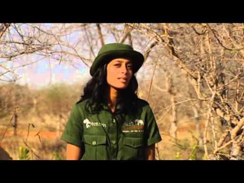 Generation Awakening supports the rangers of the Ulinzi Africa Foundation