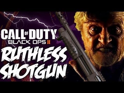 Black Ops 2 :: 40+ TDM On Cargo :: Ruthless Remington (BO2 Multiplayer)