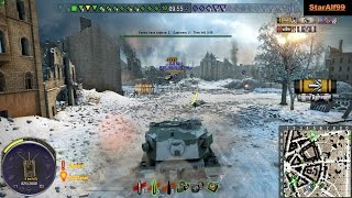 Wot Xbox One/PS4 FV215B 183 7.3k Dmg !!!