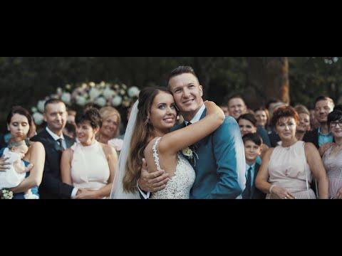 """""""Így nem szerettem még""""  - Brigi & Bálint Esküvő Klip"""