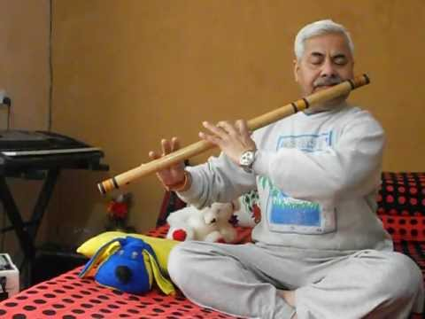 Bhajan On Flute  : Ragupati Raghav Raja Ram video