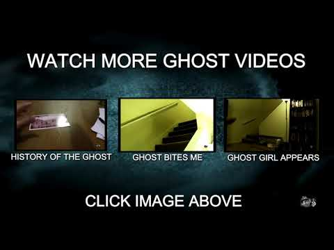 The Haunting Tape 8 (ghost caught on video)