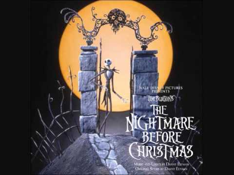 My attempt at Jack's Lament (Nightmare Before Christmas)