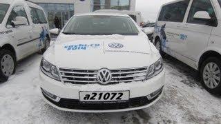 Volkswagen Passat CC Тест-драйв. Anton Avtoman