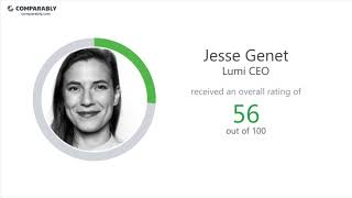 Lumi's CEO and Work Experience - Q1 2019