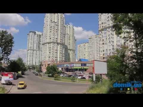 Обзор Соломенки - Соломенка - район Киева видео