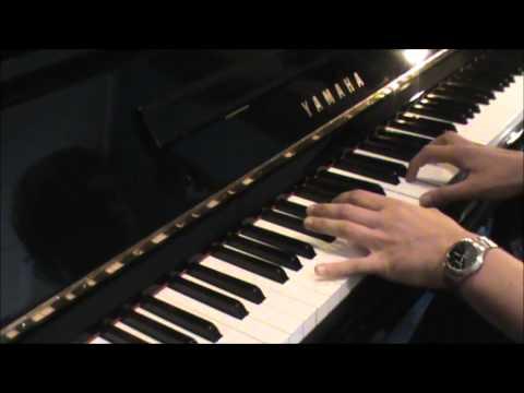 Gabriel's Oboe on piano - Ennio Morricone