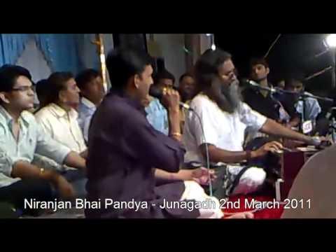 Niranjan Bhai Pandya & Nikunj Bhai Pandya- Junagadh 2011 - Kailash Ke Ne Vasi.avi