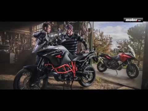 """Make in off""  de las KTM Adventure y Super Adventure"