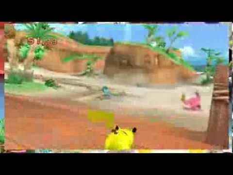PokéPark Wii - La gran aventura de Pikachu Capítulo 2 (En Vivo)