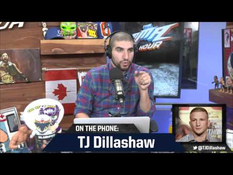 T.J. Dillashaw: Urijah Faber Brought Me on TUF As a 'Trap'