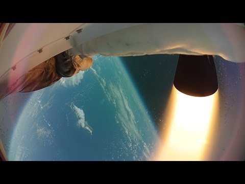 LDSD Test from Onboard HD Cameras (VideoFile)