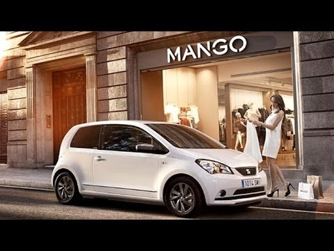 Auto-News: Fashion-Car Für Frauen (SEAT Mii By MANGO)
