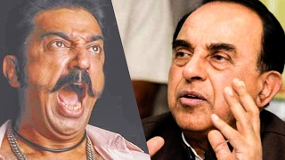 """Kamal is an Idiot!"" says Subramania Swamy & Blocks Director Karthick Naren 