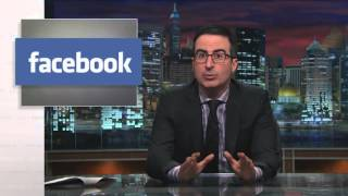Watch John Oliver Dismiss Facebook Privacy Hoax in New Video.
