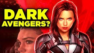 Black Widow DARK AVENGERS Theory! | Inside Marvel Update
