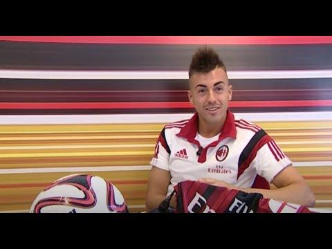 El Shaarawy chiama gli abbonati! | AC Milan Official