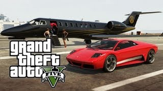 GTA 5 - How To Get A Headstart In Grand Theft Auto 5! (GTA V Online)