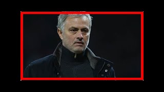 Breaking News   Man Utd boss Jose Mourinho eyes shock raid for experienced Man City star