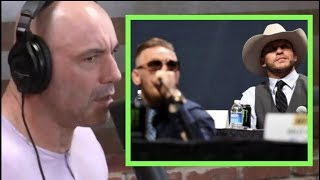 Joe Rogan on Conor McGregor vs  Cowboy Cerrone
