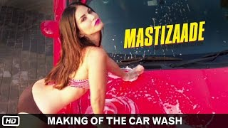 Mastizaade Car Wash | Sunny Leone, Tusshar Kapoor and Vir Das