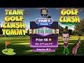 Golf Clash tips, Hole 7 - Par 3, Vegas Sundown Tournament - Rookie Division, GUIDE/TUTORIAL