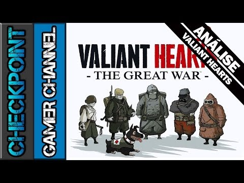 Análise: Valiant Hearts - The Great War (Multiplataforma)