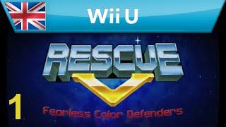 Primer episodio al rescate