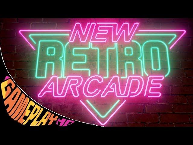 Руководство запуска: New Retro Arcade Neon по сети