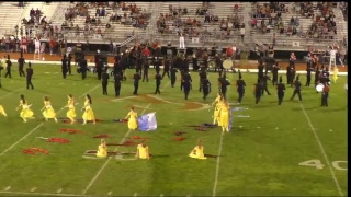 Cumberland Valley Football Dance 2017