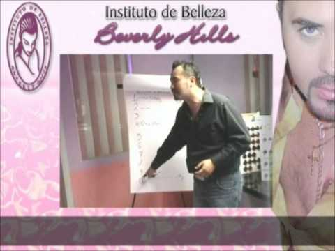 BELLEZA  COLORIMETRIA profesor cesar amaral VIDEO 5
