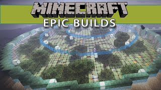 Minecraft Epic Builds - 2 New Cities