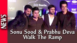 Latest Bollywood News - Sonu Sood At Beetles Tech Fashion Tour - Bollywood Gossip 2016