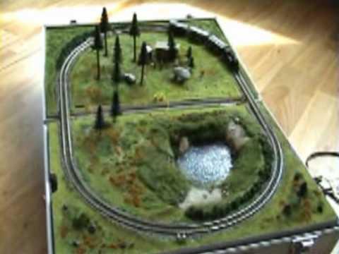 Modellbahn im Koffer - Spur N