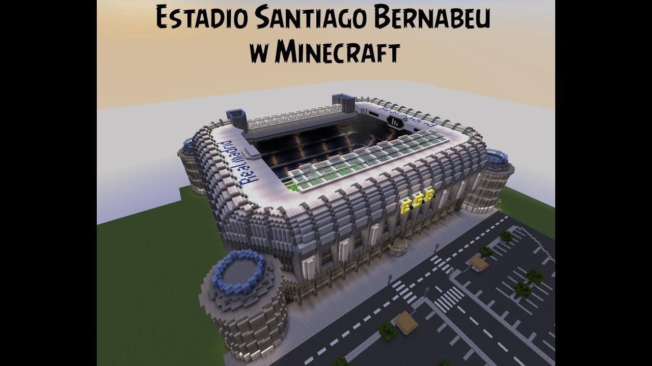 Estadio santiago bernab u minecraft youtube for Puerta 6 santiago bernabeu