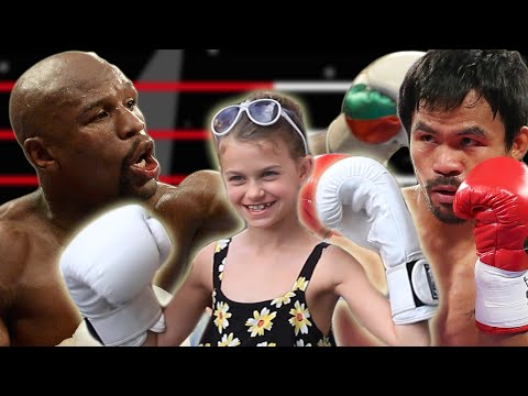 Can You Punch Faster Than Manny Pacquiao and Floyd Mayweather?